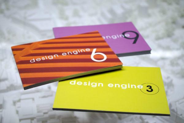 Design Engine history Publication