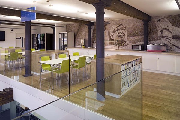 Buro Happold Offices \ Bath