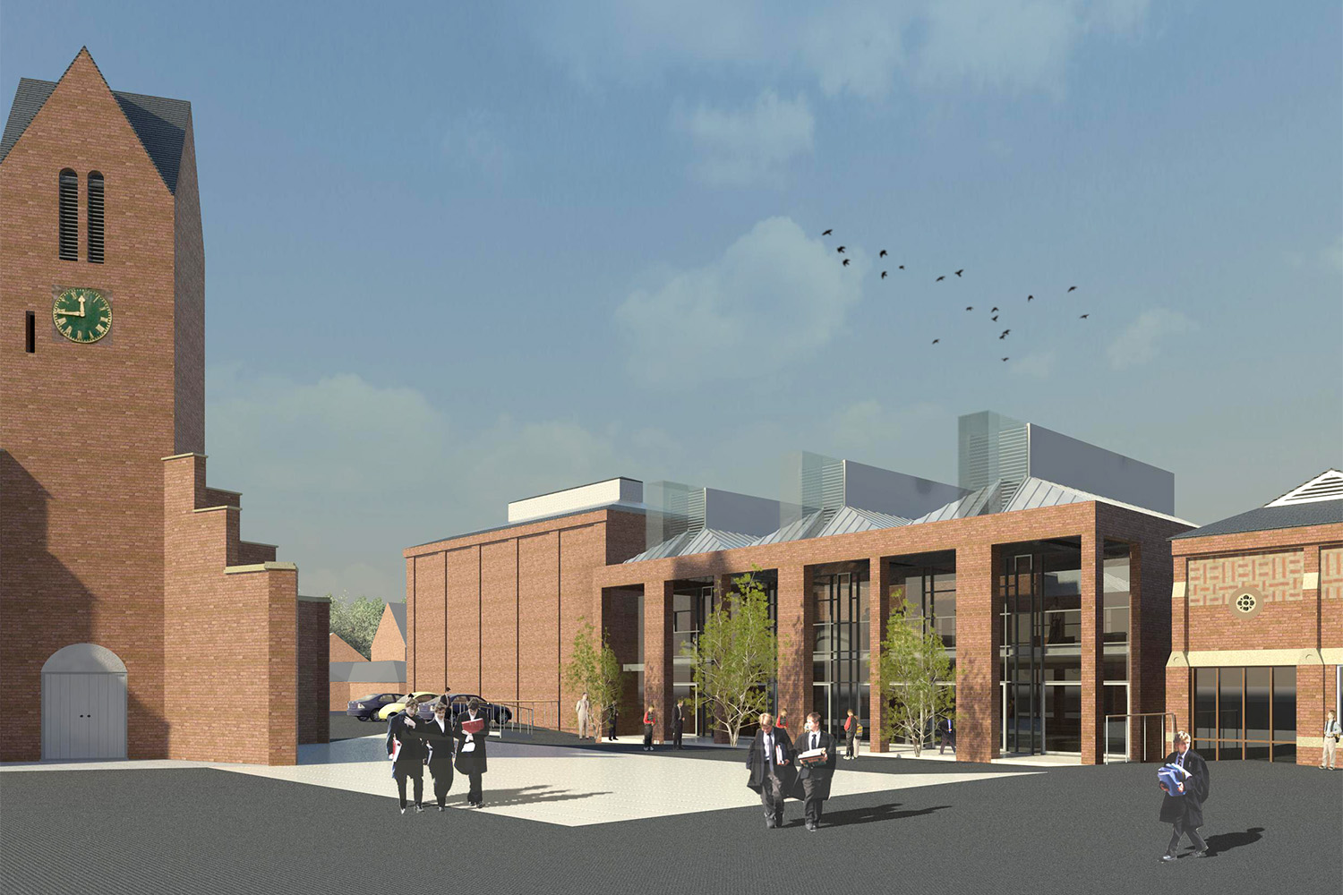 radley college awarded planning consent