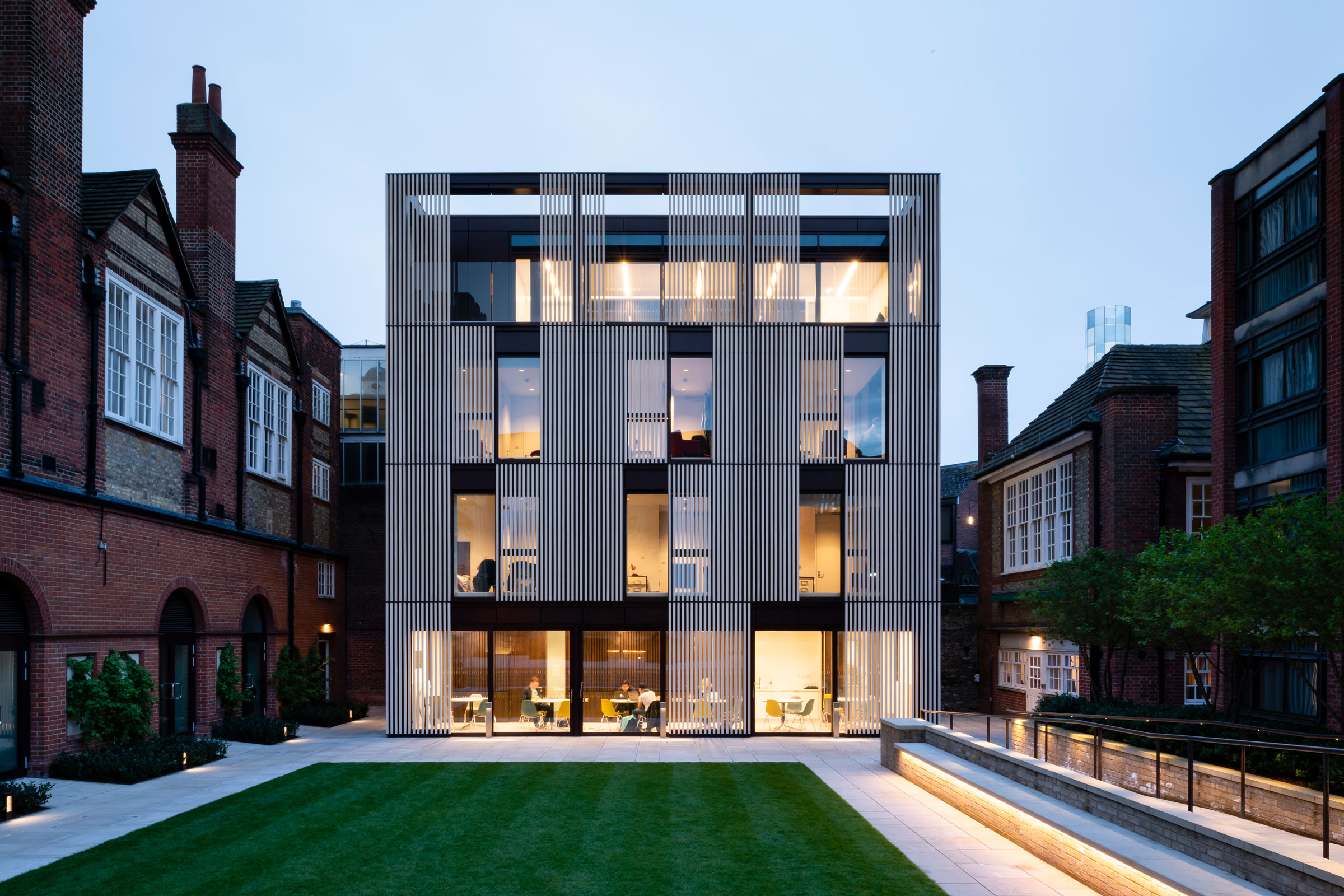 design engine architects award winning winchester practice