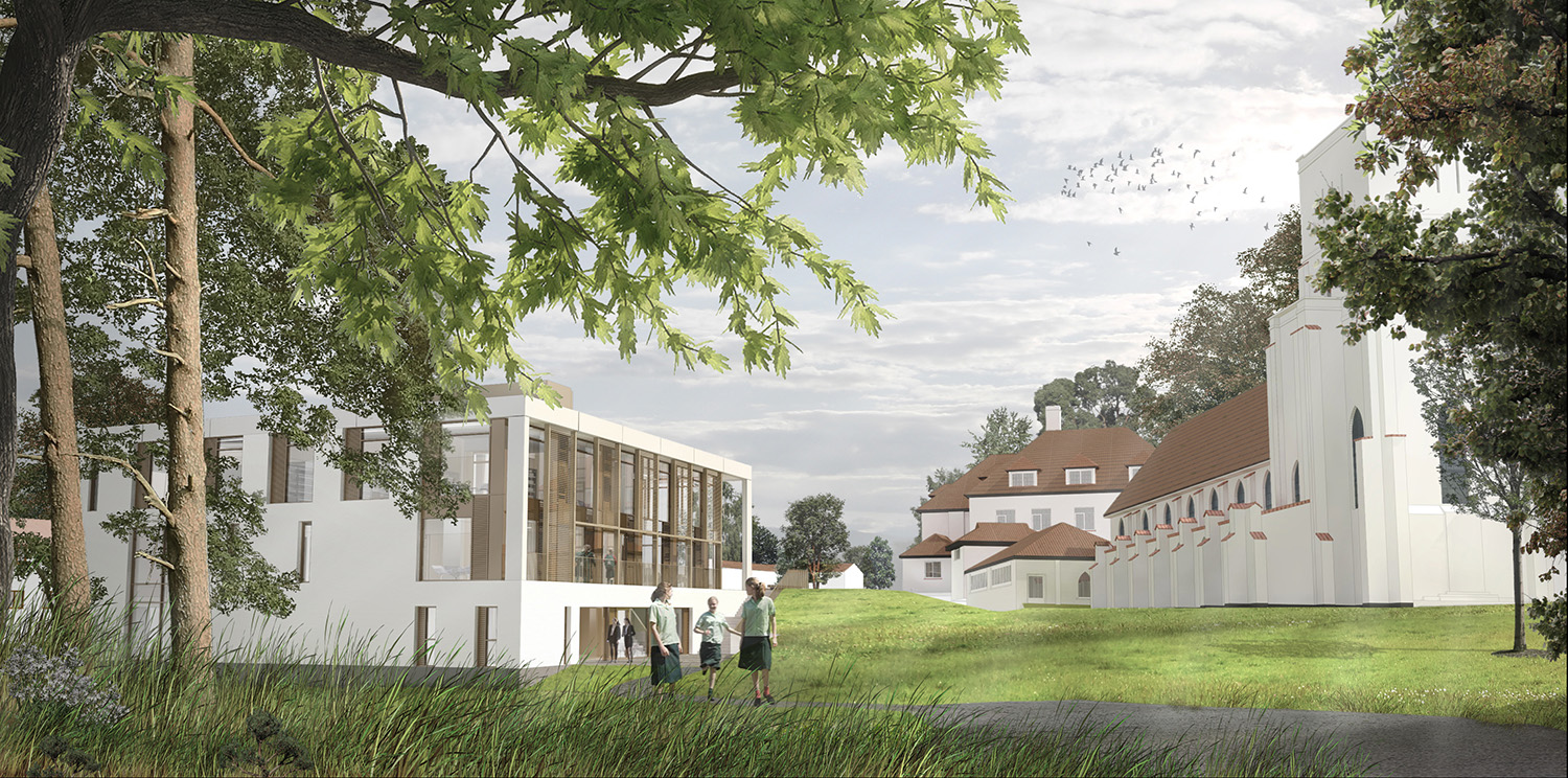 Visualisation of Downe House School