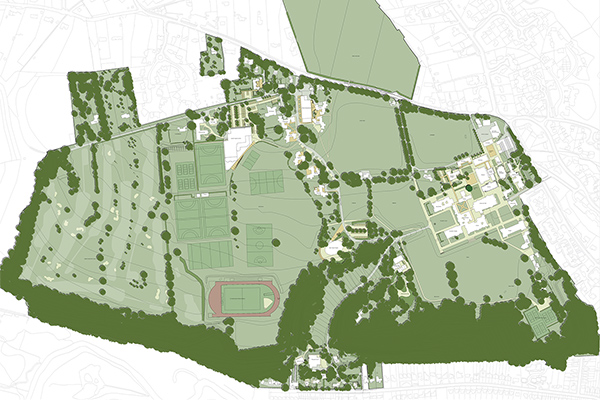 Charterhouse Masterplan \ Godalming