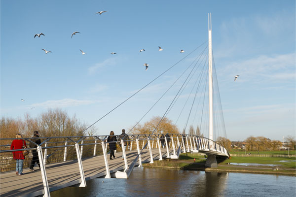Christchurch Bridge \ Reading