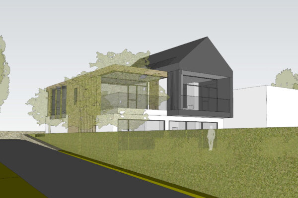 Planning consent received for our private housing scheme in Reynoldston, South Wales