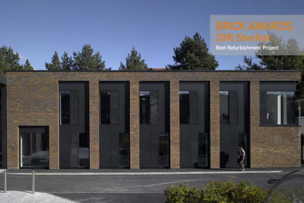 Student Services Building at Arts University Bournemouth Shortlisted for 2016 Brick Awards