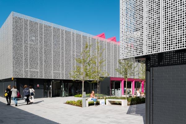 Design Workshops & Studios \ Arts University Bournemouth