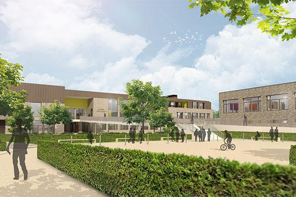 La Mare De Carteret School \ Guernsey