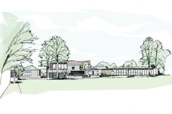 Southern Campus Masterplan at Winchester College