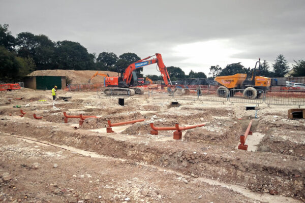 Construction works start on Enham Trust's Neuro Rehabilitation Unit
