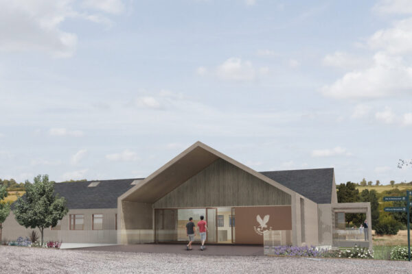 Design Engine scheme for Feldon Valley Golf Course wins planning consent