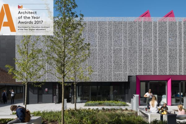 Design Engine shortlisted for BD Architect of the Year Awards