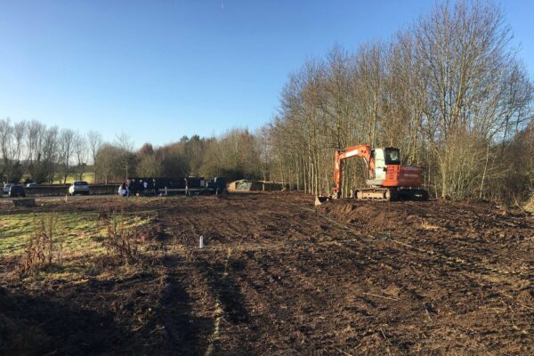 DesignEngine 170203 Feldon Valley Started On Site