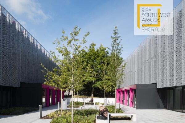 AUB Design Studios shortlisted for 2017 RIBA South West Awards