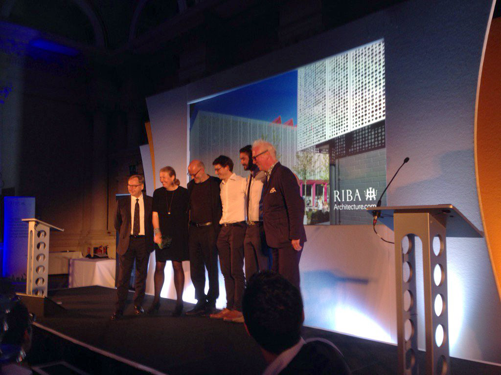 RIBA South West Awards 2017 23May2017 Design Engine Architects and AUB Award Winners