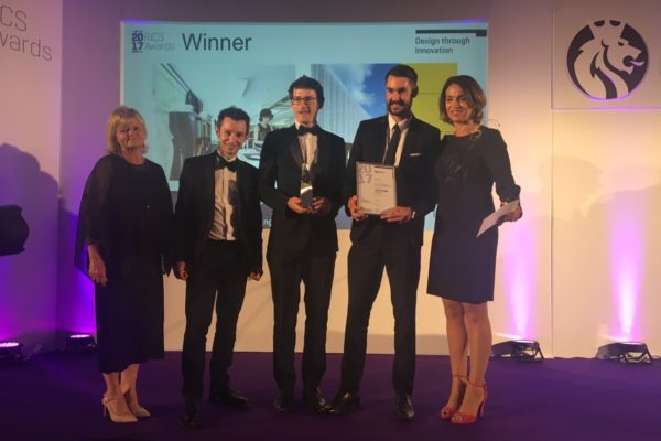 RICS Awards Winners Design Engine AUB 2017