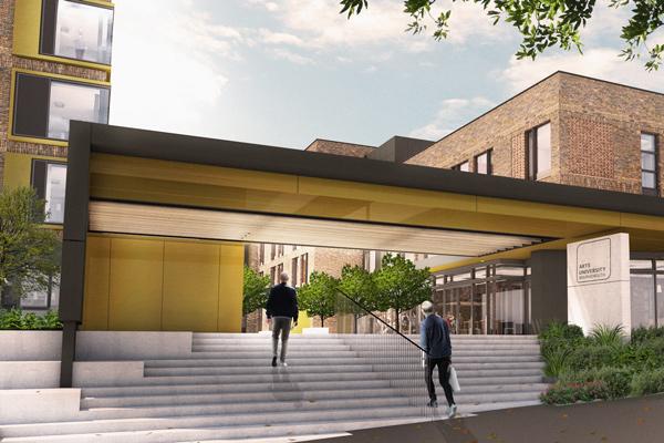 Student Accommodation \ Arts University Bournemouth