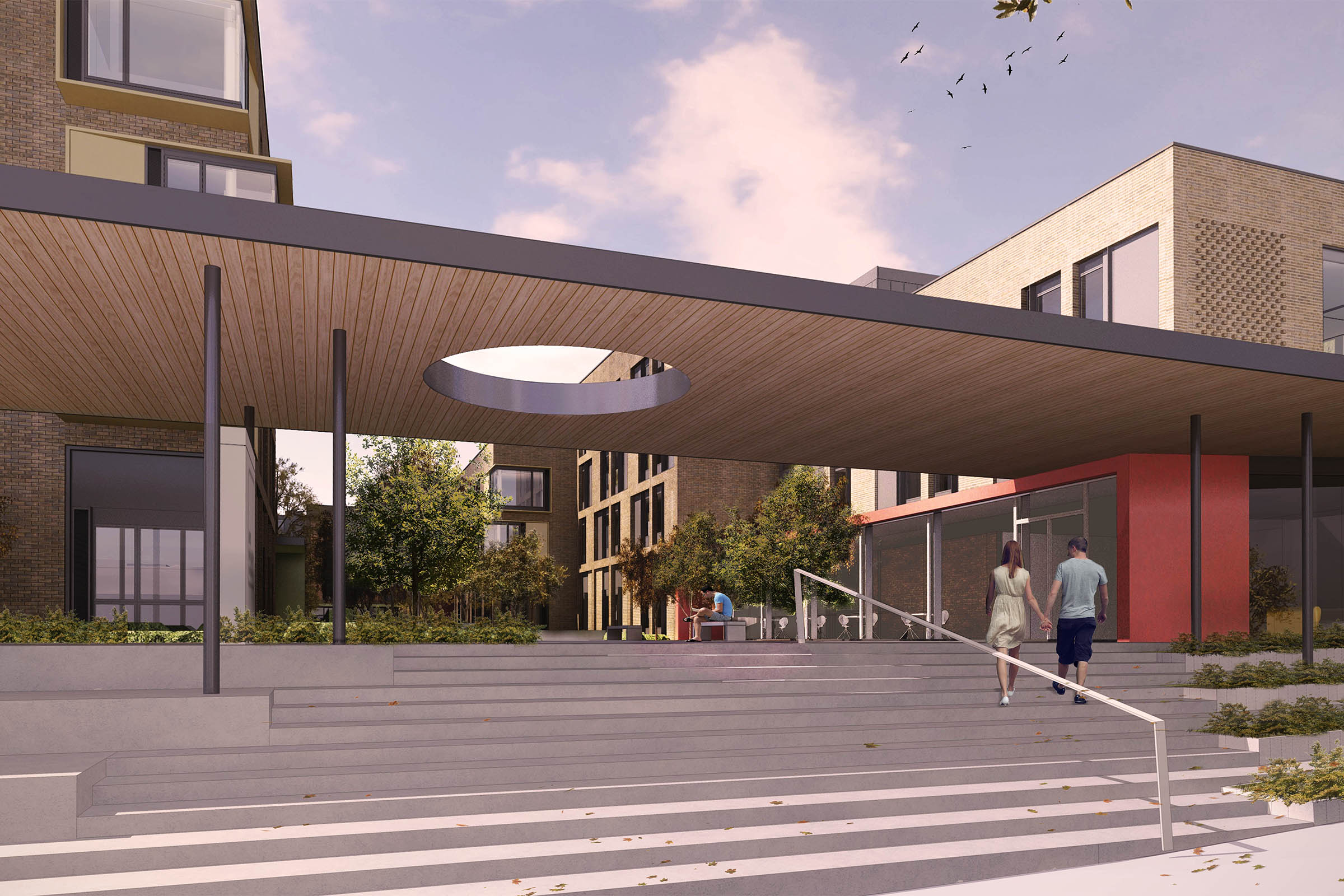 Student Accommodation Arts University Bournemouth Design