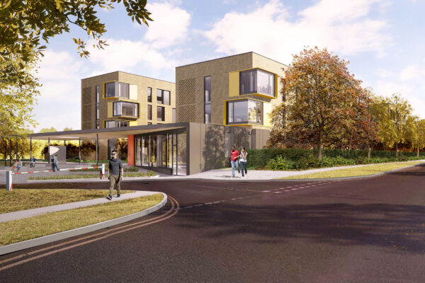 Arts University Bournemouth's New Student Accommodation Has Received Planning Consent