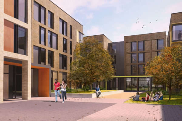 Arts University Bournemouth's New Student Accommodation Submitted for Planning