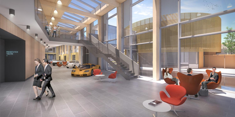 Design Engine Gordon Murray Visualisation Building A Level