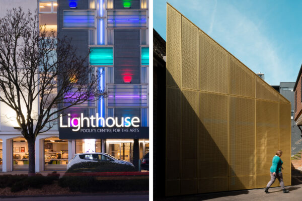 Design Engine RICS Awards nominations Winton Chapel and the Lighthouse