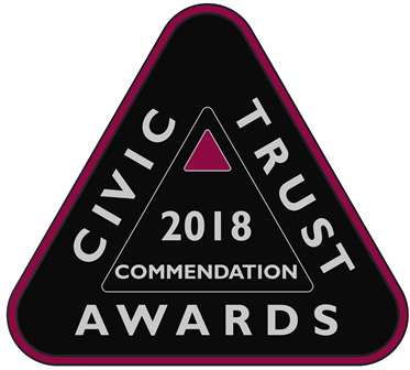 Civic Trust Award Commendation