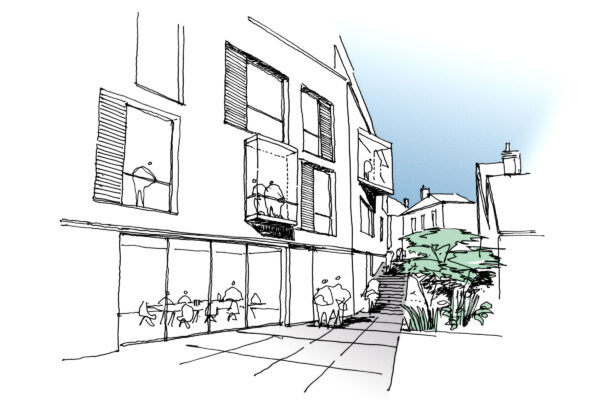 Design Engine win new student accommodation project at St Peter's College, Oxford