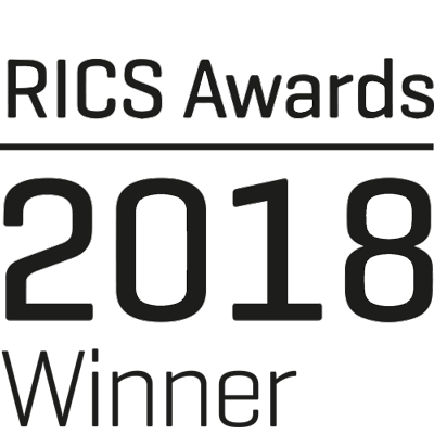 RICS: Community Benefit Award Winner
