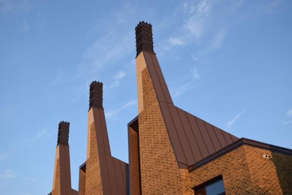 Charterhouse Science & Mathematics chimneys