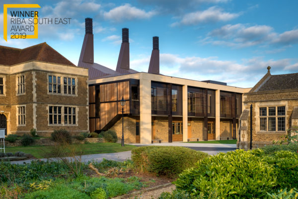 Charterhouse Science & Mathematics Centre wins RIBA Award